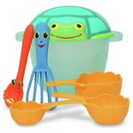 more details on Melissa and Doug Seaside Sand Baking Set.