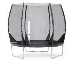 Plum 8ft Magnitude Springsafe Trampoline with Enclosure