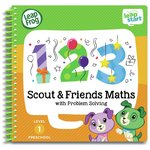 more details on LeapFrog LeapStart Nursery Activity Book: Scout & Friends.