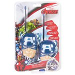 more details on Avengers Captain America Walkie Talkie.