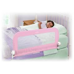 Summer Infant Grow with Me Pink Single Bed Rail