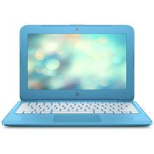 HP Stream 11.6 Inch Celeron 2GB 32GB Cloudbook - Blue