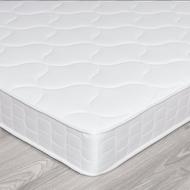Buy airsprung royston memory foam mattress single at for Online shopping for mattresses