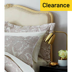 Catherine Lansfield Set of 2 Opulent Pillowshams - Champagne
