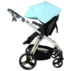 My Babiie MB150 Baby Blue Pushchair