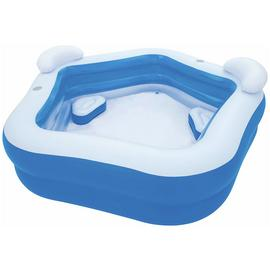 Bestway Family Fun Pool - 7ft - 152 Litres.