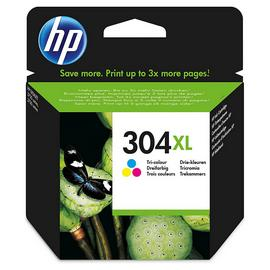 HP 304 XL High Yield Original Ink Cartridge - Colour