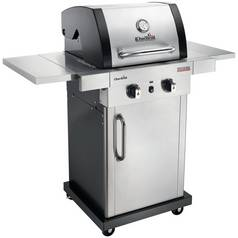 Char-Broil PRO 2200 S - 2 Burner Gas BBQ Stainless Steel