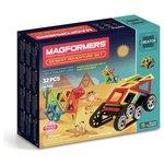 more details on Magformers Desert Adventure 32 Piece Set.