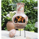 more details on La Hacienda Alegria Chimenea.