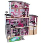 more details on Sparkle Doll House.