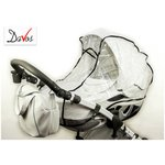 more details on Universal 2 In 1 Pram Stroller Raincover.