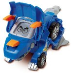 more details on VTech Horns the Triceratops Switch & Go Dinos.