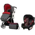 more details on Obaby Chase Travel System - Crossfire.