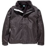 more details on Trespass Men's Black 3 in 1 Jacket - Small.