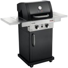 Char-Broil PRO 2200 B - 2 Burner Gas BBQ Stainless Steel