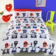 more details on Hashtag Bedding Day Trip Multicolour Bedding Set - Kingsize.