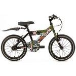 more details on Sunbeam MX16 16 Inch Rigid Kids Bike