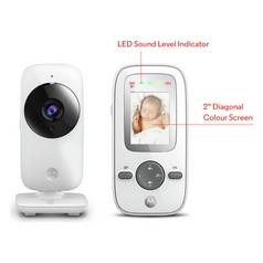 Motorola MBP481 Video Baby Monitor