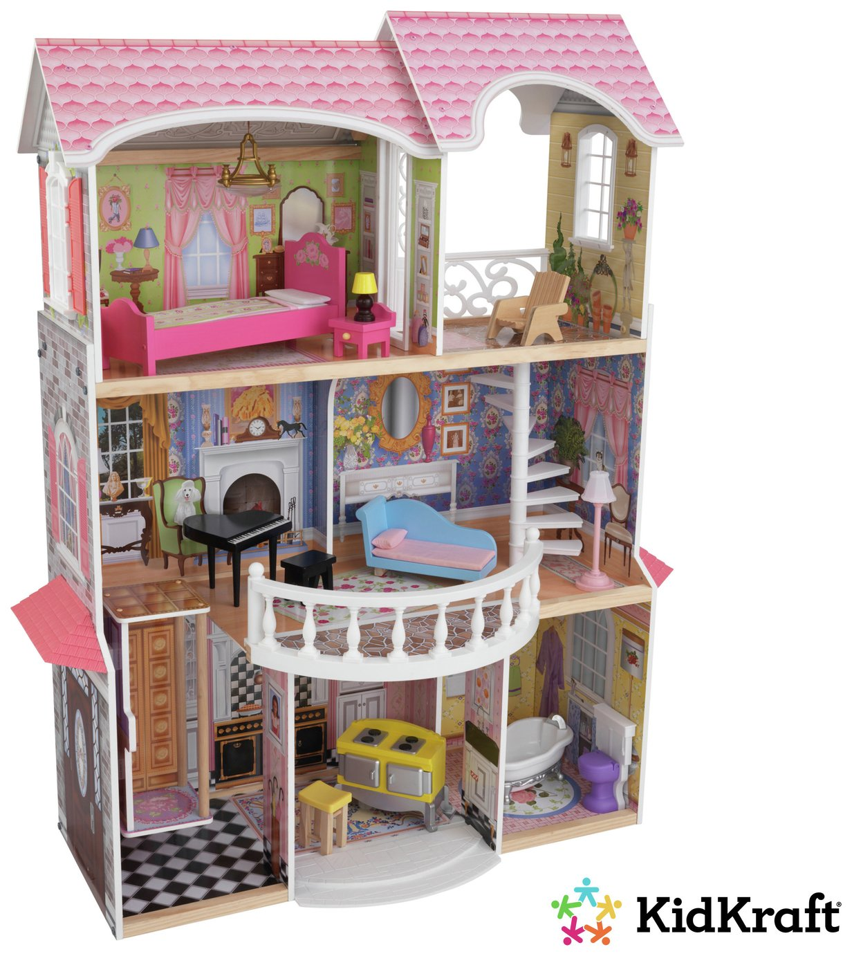 buy magnolia mansion at argos co uk