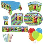 more details on Teletubbies Party Pack for 16 Guests.
