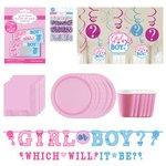 more details on Gender Reveal Boy Party Pack.