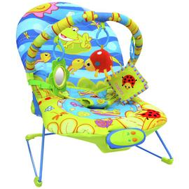 BeBe Style Ocean World Bouncer With Vibration Music