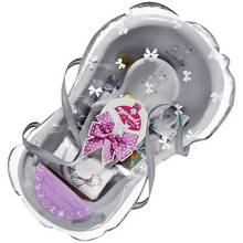 Maltex Zebra Grey Baby Bath Tub Gift Set - 84cm.