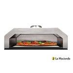 more details on La Hacienda BBQ Firebox Pizza Oven.