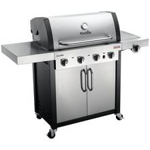 Char-Broil PRO 4400 S - 3 Burner Gas BBQ with Side-Burner