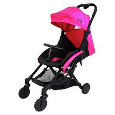 Red Kite Hot Pink Push Me Cube Stroller