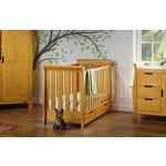 more details on Obaby Stamford Mini Cot Bed - Country Pine.