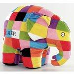 more details on Elmer Large Soft Toy.