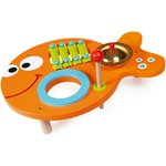more details on Scratch 3 in 1 Musical Fish Bench.