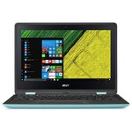 more details on Acer Spin 1 11.6 Inch Celeron 4GB 32GB Laptop - Blue.