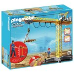 more details on Playmobil 5466 Radio Controlled Crane.