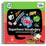 more details on LeapFrog LeapStart Year 1 Activity Book Superhero Vocabulary