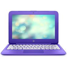 HP Stream 11.6 Inch Celeron 2GB 32GB Cloudbook - Purple
