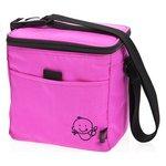 more details on Polar Gear Baby Little Ones Lunch Bag - Pink/Black.