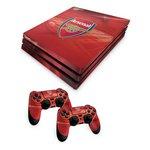 more details on Arsenal FC PS4 Pro Skin Bundle.