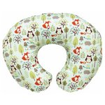 more details on Boppy Cotton Feeding Pillow - Woodsie.