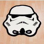 more details on Star Wars Clone Wars Trooper Shaped Rug.