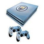 more details on Man City FC PS4 Pro Skin Bundle.