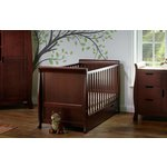 more details on Obaby Stamford Cot Bed - Walnut.