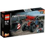 more details on LEGO Technic Telehandler - 42061.