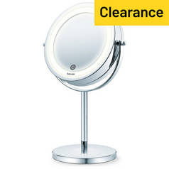 Beurer BS55 Illuminated Free Standing Cosmetics Touch Mirror