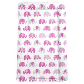 My Babiie Billie Faiers Pink Nelly Elephant Changing Mat