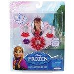 more details on Disney Frozen Anna Jewellery Set.