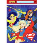more details on DC Superhero Girls Pack for 16 Guests.