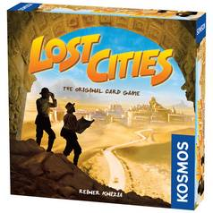 Thames and Kosmos Lost Cities the Card Game